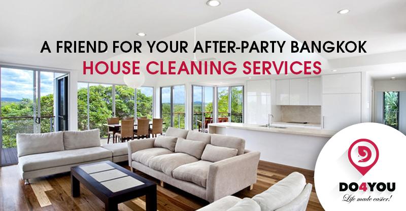 House Cleaning Bangkok